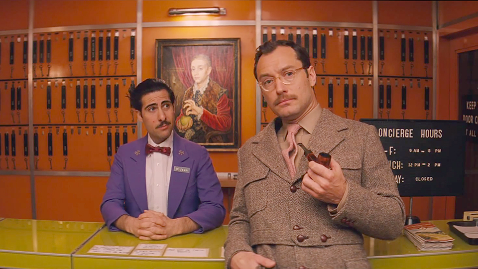 Movie Review The Grand Budapest Hotel Wpts Radio