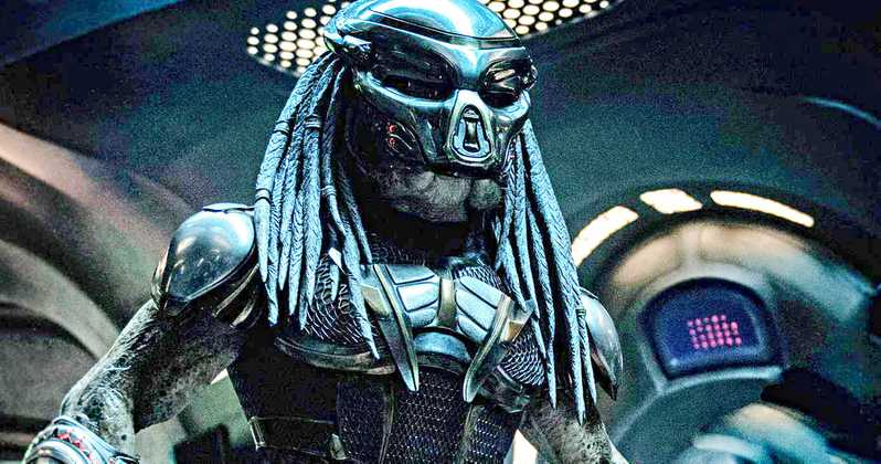 Movie Review The Predator Wpts News Wpts Radio
